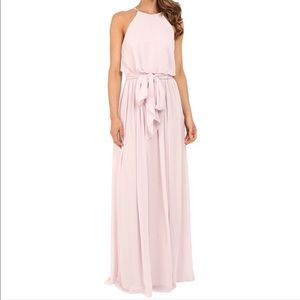 BHLDN Dresses - Alana dress: palest pink from BHLDN Anthropologie